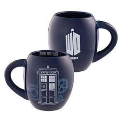 Doctor Who 18 Oz. Oval Ceramic Mug 16062