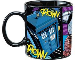 Doctor Who 20 Oz. Ceramic Mug