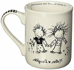Enesco Children of the Inner Light Mom  Stoneware Gift Mug,