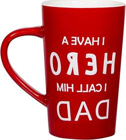 "Gift Boutique 18 oz Father's Day Ceramic Coffee Mug ""I Hav"