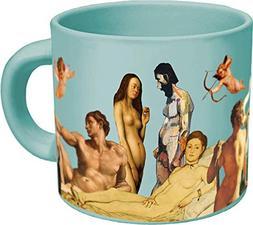 Great Nudes Heat Changing Coffee Mug - Add Hot Liquid and Wa