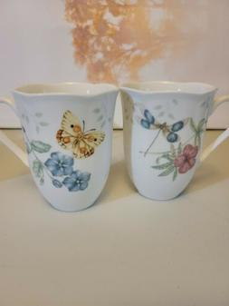 Lenox Butterfly Meadow Monarch Mug, Set of 4