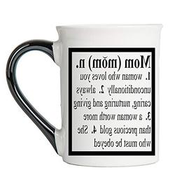 Mom Mug, Mom Coffee Cup, Ceramic Mom Mug, Mother's Day Gift