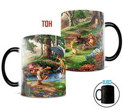 Morphing Mugs Thomas Kinkade Disney's Winnie the Pooh Painti
