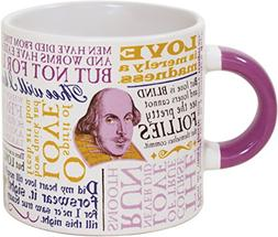 Shakespeare Love Coffee Mug - Shakespeare's Most Famous Quot