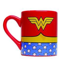 Silver Buffalo WW0134 DC Comics Wonder Woman Uniform Jumbo C
