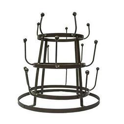 Sorbus Mug Holder Tree Organizer/Drying Rack Stand