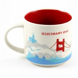Starbucks San Francisco You Are Here Collection Mug