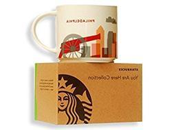 Starbucks, You Are Here Collection, Philadelphia Mug, 14 Fl