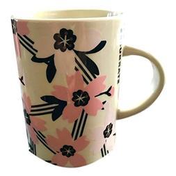 Starbucks for Coffee or Tea - 12 Ounces Cherry Blossom Mug S