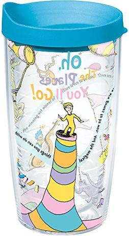 Tervis 1131379 Dr. Seuss - Oh the Places You'll Go Tumbler w