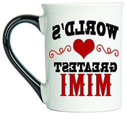 Tumbleweed - World's Greatest Mimi - Large 18 Ounce Ceramic
