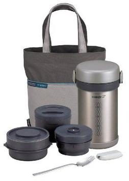 Zojirushi ZONCE09ST Ms. Bento Stainless-Steel Vacuum Lunch J
