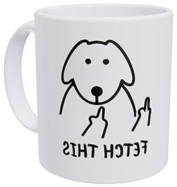 A Mug To Keep – Gifts For Dog Lovers Owners Fetch This - 1