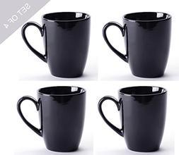 LEANDALE Aaron Bistro Ceramic Coffee Tea Mug Milk Cup Solid