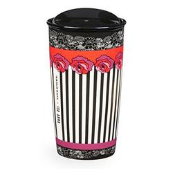 New Starbucks Anna Sui Double Wall Mug Series Collector Limi