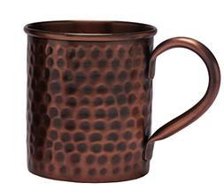 Melange Antique Finish 16 Oz Copper Classic Mug for Moscow M