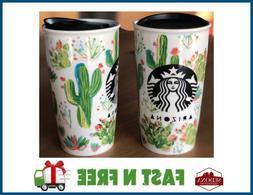 Starbucks - ARIZONA - Ceramic Travel Tumbler Mug - BRAND NEW