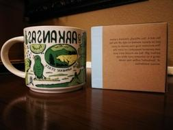 arkansas mug 14 oz been there series