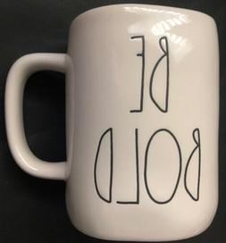 """Rae Dunn Artisan Collection """"BE BOLD"""" Mug - New"""