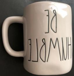 """Rae Dunn Artisan Collection """"BE HUMBLE"""" Mug - New"""