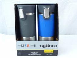 Contigo Autoseal Stainless Steel Spill-Proof Travel Mug, 16o