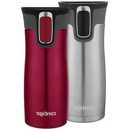 Contigo AUTOSEAL West Loop Vaccuum-Insulated Stainless Steel