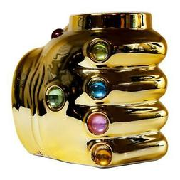Marvel Avengers Thanos Infinity Gauntlet Ceramic Coffee Mug|