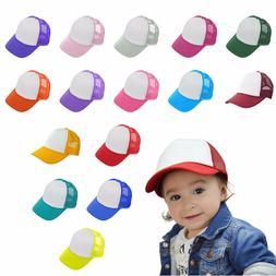 DALIX Infant Trucker Hat Baby Cap Tiny Extra Small Girls Boy