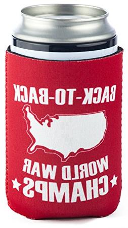 Funny Guy Mugs Back-To-Back World War Champs Collapsible Neo