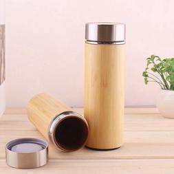 Bamboo Travel Coffee <font><b>Mug</b></font> Double Wall Eco