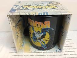 BATMAN MUG VANDOR 12 OZ NEW CERAMIC MUG DC COMIC ORIGINAL NE