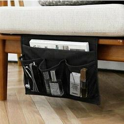 HAKACC Bedside Caddy / Bedside Storage Organizer,Under Couch