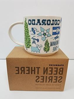 Starbucks Been There Series Colorado Mug