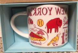 Starbucks Been There New York Coffee Mug New