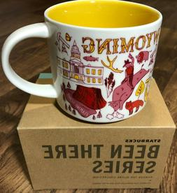 been there series 14oz mug wyoming new