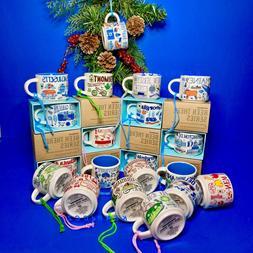 Starbucks BEEN THERE series - Demi Holiday Ornament Mug -YOU