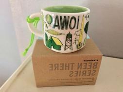 "Starbucks ""Been There Series"" Iowa Coffee Mug ORNAMENT"