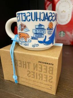 "Starbucks ""Been There Series"" Massachusetts Coffee Mug O"