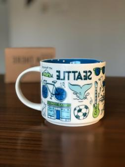 Starbucks Been There Series Mug Across The Globe Collection