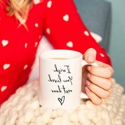 Best Friend 'I Wish You Lived Next Door' Friendship Ceramic