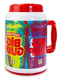 7-Eleven Big Gulp Foam Insulated Travel Mug, 100 Ounces, Red