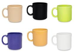 Oxford Biona Mugs For Coffee, Tea or Chocolate - 12 oz- Mult