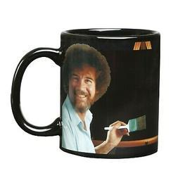 Bob Ross Heat Changing Mug - Ceramic 11 oz - See Painting Co