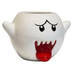 Super Mario Bros. 20oz Boo Molded Coffee Mug