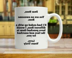 boss mug the boss mug worlds best