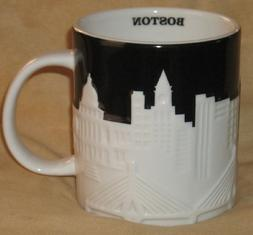 Starbucks Boston Relief Mug From Their City Relief Mug Colle
