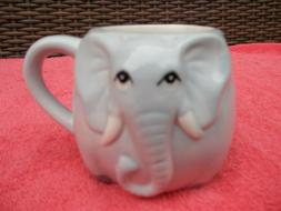 brand new elephant coffee tea mug