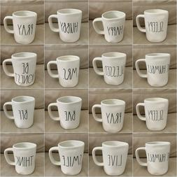 BRAND NEW RAE DUNN MUGS CUP VALENTINE'S DAY WEDDING HOLIDAY