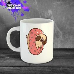 Breastfed Cofee Funny Ceramic Mugs Home Kitchen Tea Mug Donu